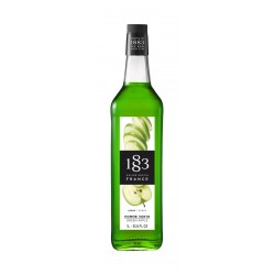 Green apple syrup 1L