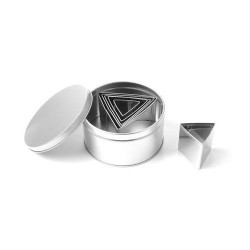 Confectionery shape - triangular