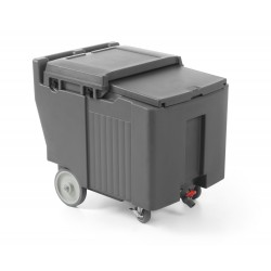 Insulated ice container 110 L