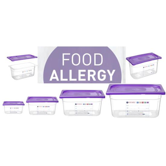 Polipropilenas GN, skirtas alergijai