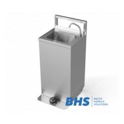 Contactless Mobile Handwash Station