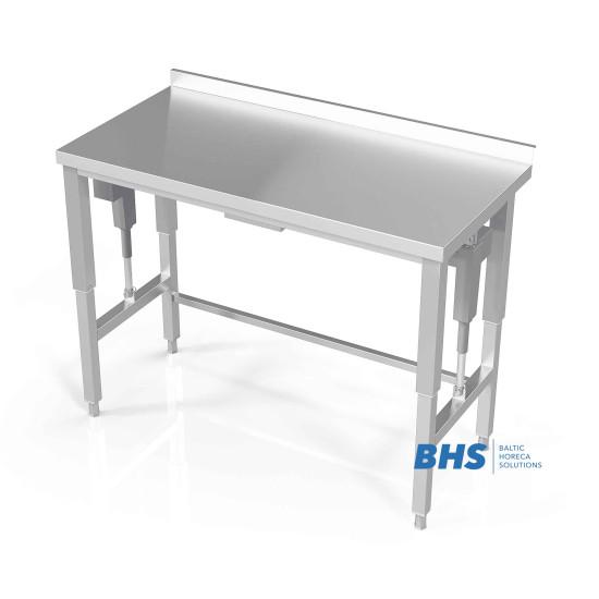 Darbo stalas su reguliuojamu aukščiu V