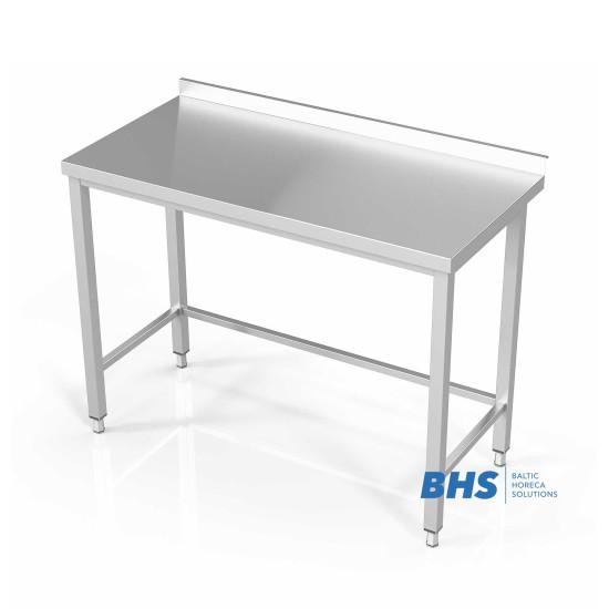 Metaliniai stalai be lentynos