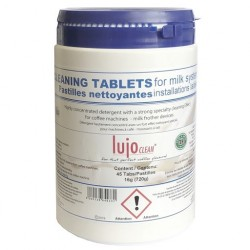 Cleaner for milk systems tablet