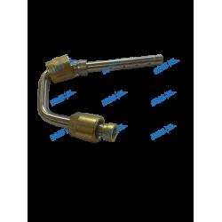 Pipe pomp-HW boiler