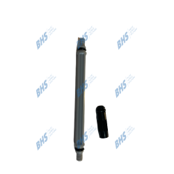 Air suction pipe cpl.