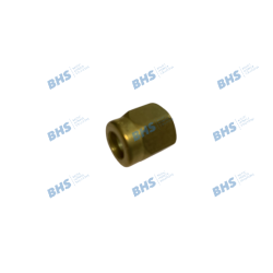 Coupling nut 8-M12 bs