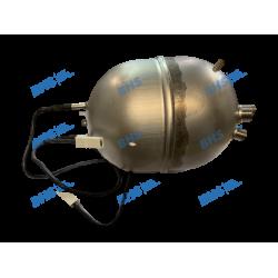 Steam boiler 230V AC 1.35kW 0.36l