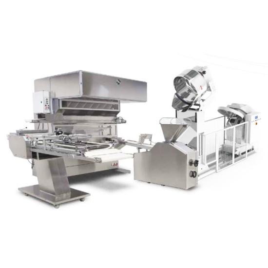 Confectionery equipment