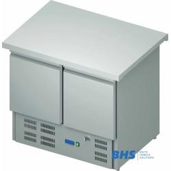 Aukstā virsma 1000 mm ar ledusskapi