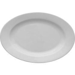 Oval plate Kaszub/Hel 210 mm