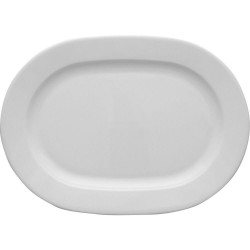 Oval plate Wersal 280 mm