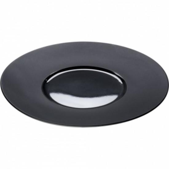 Juodas porcelanas