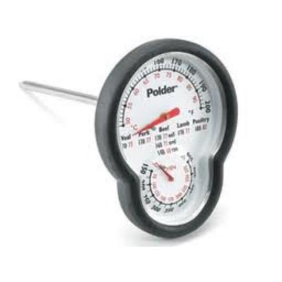 Svarstyklės, termometrai