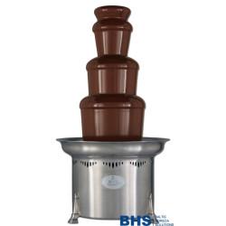 Šokolado fontanas 3 lygiai