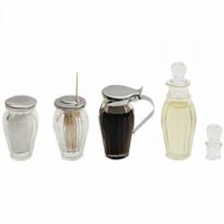 Decanter for liquid spices 1 pcs.