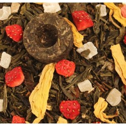 8 treasures of Shaolin žalia arbata 100gr