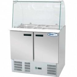 Stalas šaldytuvas 900 mm