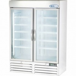 Ledusskapis 1079 litri, balts