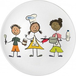 Bērnu šķīvis 160 mm