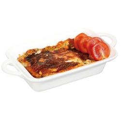 Dish rectangular 190 mm