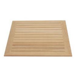 Medinis stalo paviršius 80x80 cm