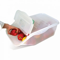 The container for vegetables