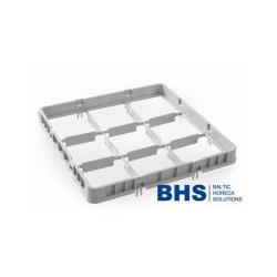Papildomas viršutinis indų stalčius/krepšelis 9 elementai AMER BOX