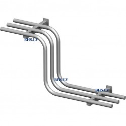 Tray guides Z