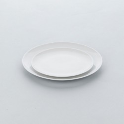 Plate oval 220 mm