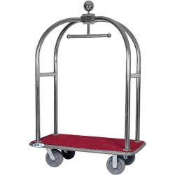 Bagažo vežimėlis su pakaba PV2001I