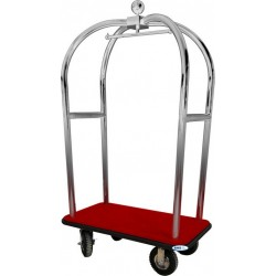 Bagažo vežimėlis su pakaba PV2021I