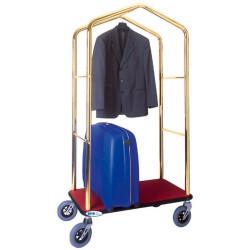 Bagažo vežimėlis su pakaba PV4055
