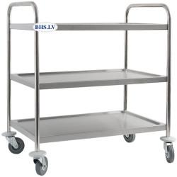 Serving trolley (3 shelves),