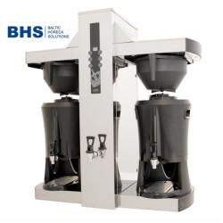 Kavos automatas  su karšto vandens 2 dispanseriais T2