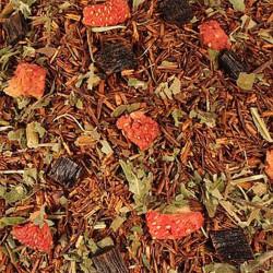 Strawberry Cream roiboša arbata 100gr