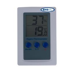 Termometras ir drėgmės matuoklis 0-50