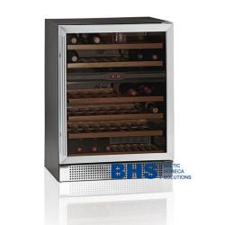 Vyno šaldytuvas 131 liters SS