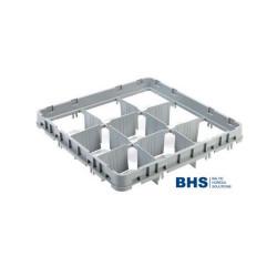 Viršutinis indų stalčius/krepšelis 9 elementai AMER BOX