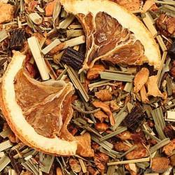 Vanilla Lemongrass žalia roiboso arbata 100gr