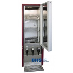 Wine dispenser 3x10 l