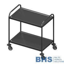 Nerūdijančio plieno vežimėlis VTR2
