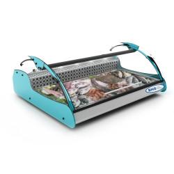Vitrina šaldytuvas dėl žuvies arba mėsos XL VX3