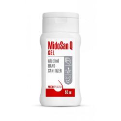 MidoSan Q GEL - hand desinfector, 50ml