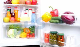 Procesai, kas atsitinka su šaldytuve esančiais produktais